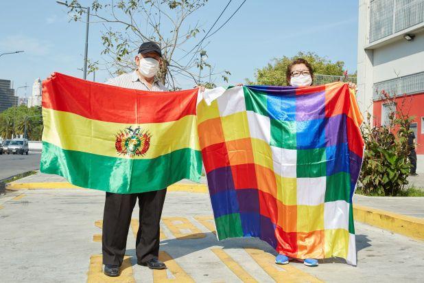 Elecciones bolivianas