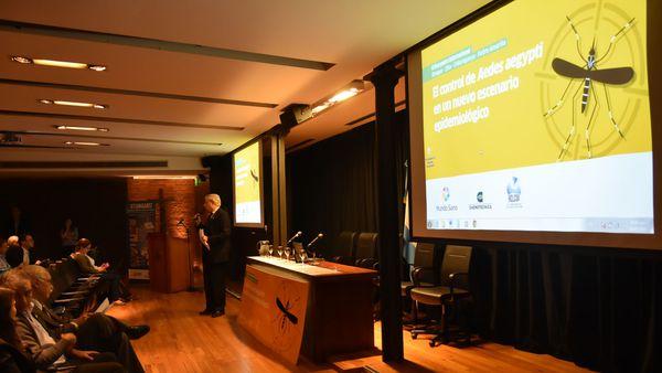 II Encuentro Internacional sobre Dengue, Zika, Chikungunya y Fiebre Amarilla, organizado por Mundo Sano