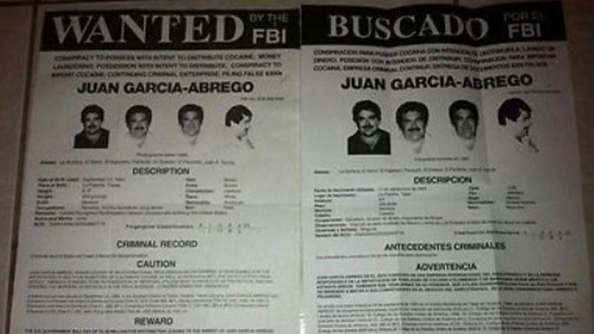 Juan García Ábrego fue el primer mexicano en ser extraditado a Estados Unidos (Foto: Twitter@DannielaGeomar)