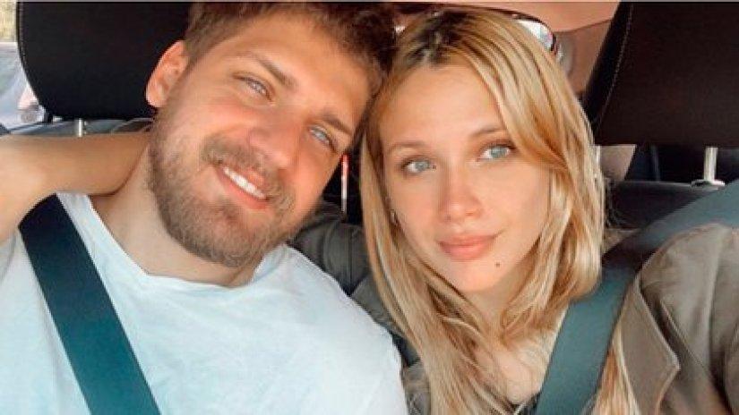 Barbie Vélez and her boyfriend, Lucas Rodríguez