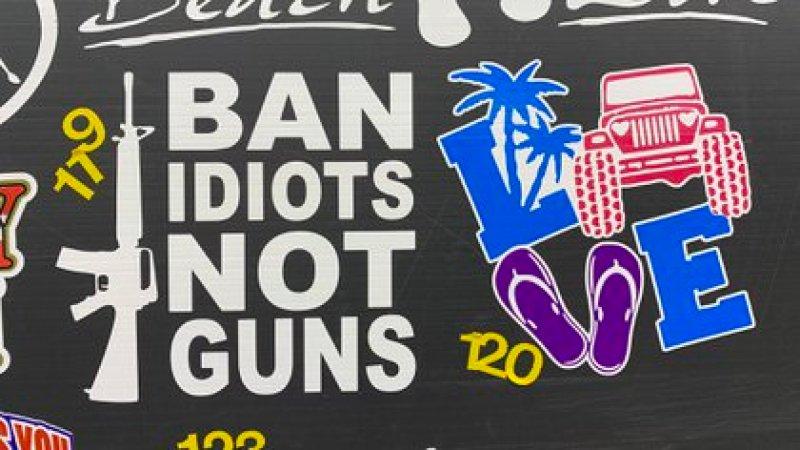 En marzo creció un 50% la compra de armas, respecto al mismo mes del año anterior (Crédito: Sebastián Fest)