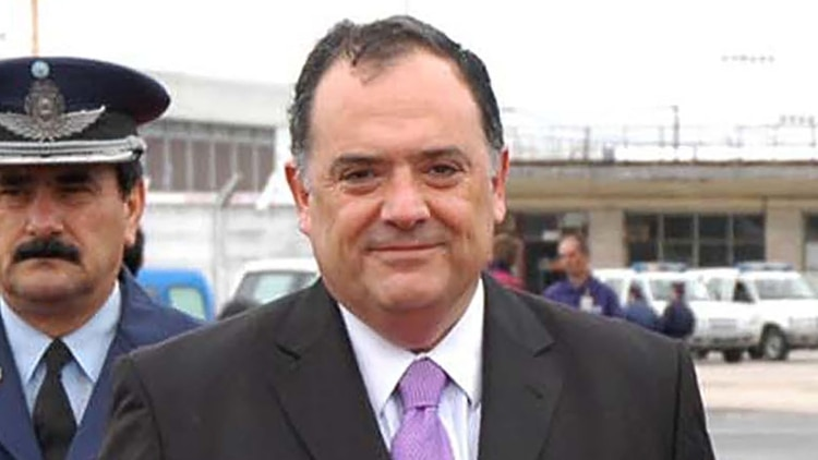 Eduardo Valdés, ex embajador ante el Vaticano (foto NA)