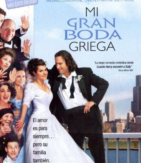 """""""Mi gran boda griega"""" fue un hit en 2002"""