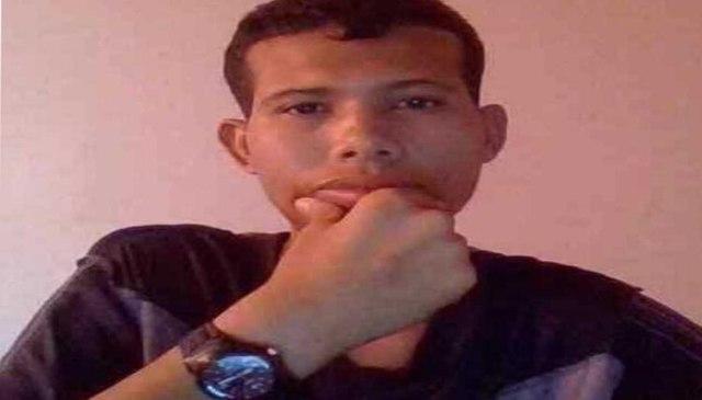 Raul Hernández Peña, de 25 años, uno de los asesinados por las FAES en el asentamiento campesino de Guardatinajas