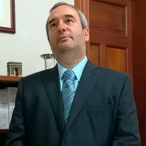 Domingo Rondina, abogado constitucionalista