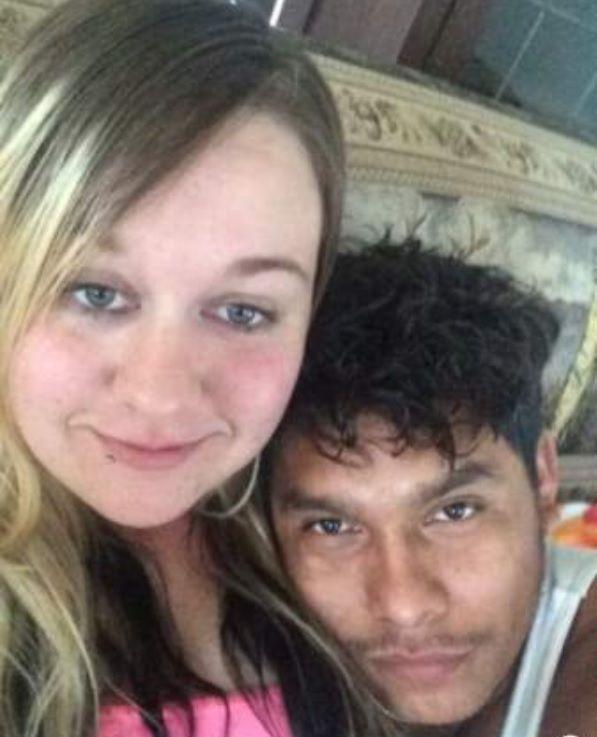 Esquivel López estaba casado con una estadounidense y tenía dos hijos con ella, aún así no le importó y acosó a Rossibeth Foto: Especial