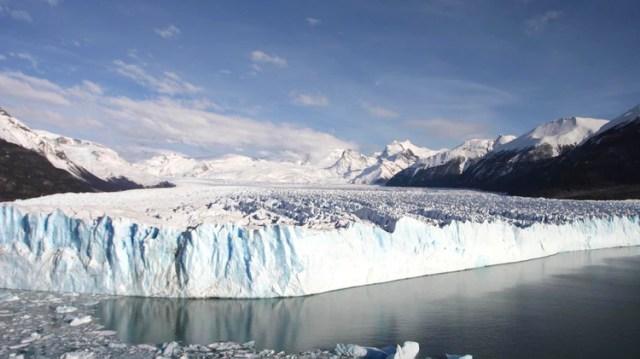 Glaciares de El Calafate, provincia de Santa Cruz