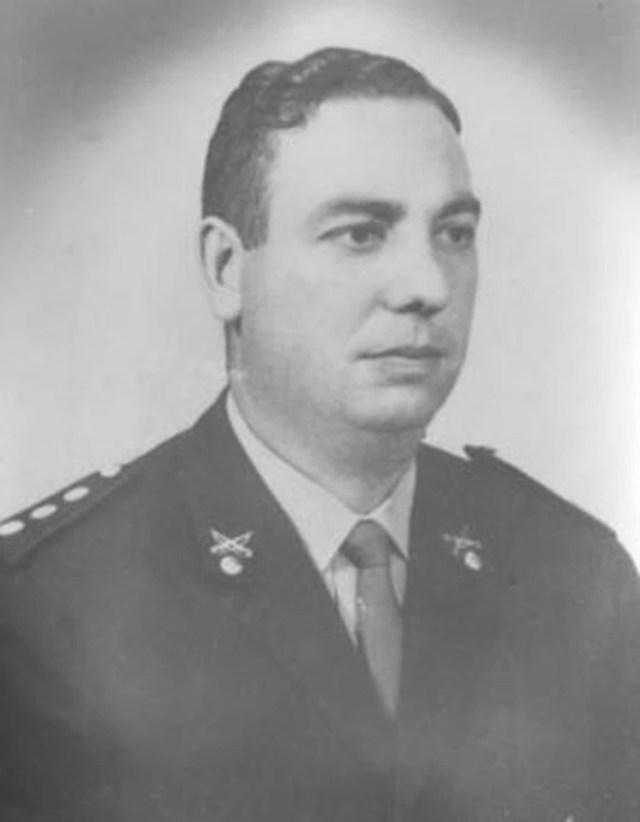 Argentino del Valle Larrabure, el militar secuestrado por el ERP en noviembre de 1974 y muerto después de estar un año de cautiverio en Rosario en una