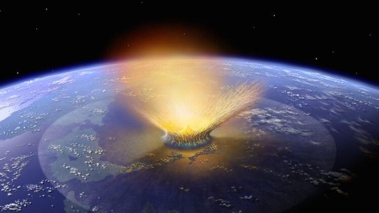 El impacto del meteorito fue en lo que hoy es Yucatán, México