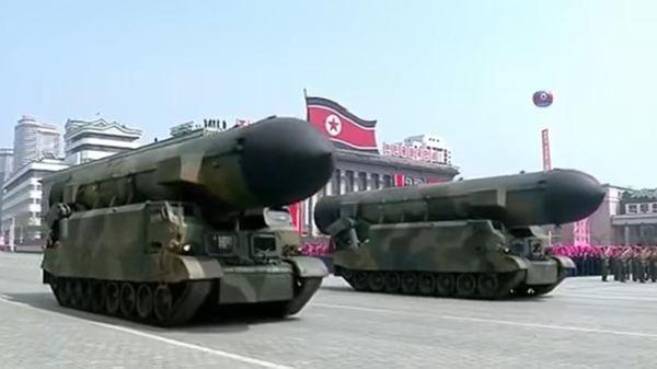 Misil de medio alcance KN-15