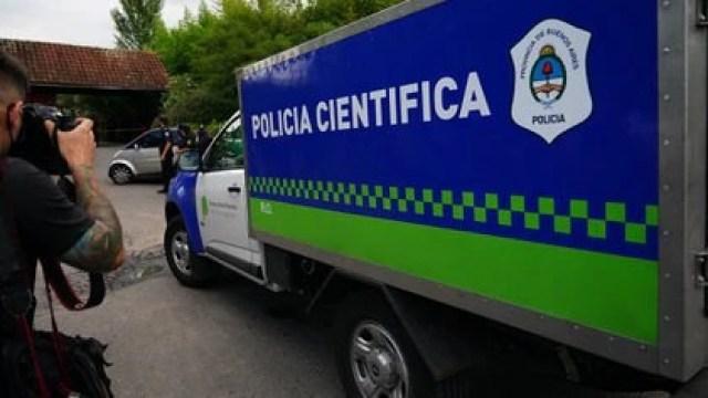 Policía Científica ingresa el 25 de noviembre al country San Andrés (Franco Fafasuli)