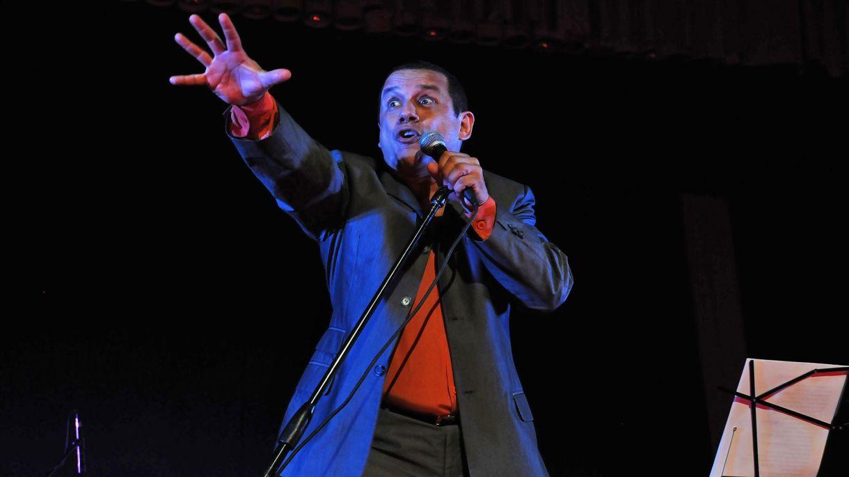 Emilio Lovera (Gentileza: Tomás Lovera)