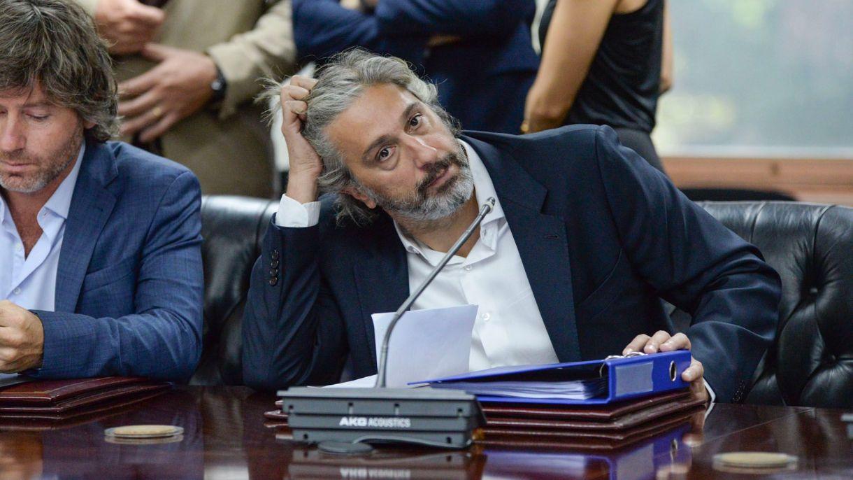 El abogado y consejero Juan Pablo Más Velez, presidente de la Comisión de Administración, realizó una estimación preliminar del posible costo total de la reforma judicial. (Julieta Ferrario)