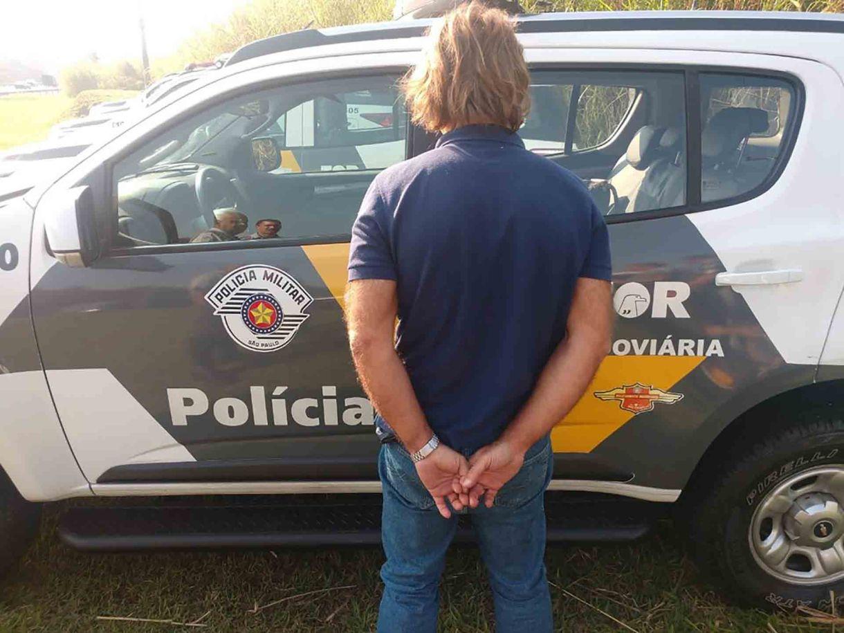 Daniel Puccio fue detenido el lunes 16 fue detenido en la ciudad de Itú por un control policial en el autobús en el que viajaba desde la ciudad brasileña de Foz de Iguazú, en la frontera con Puerto Iguazú, Misiones.