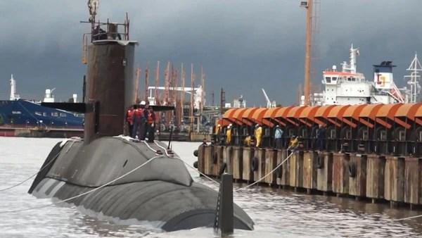 El submarino ARA San Juan (NA)
