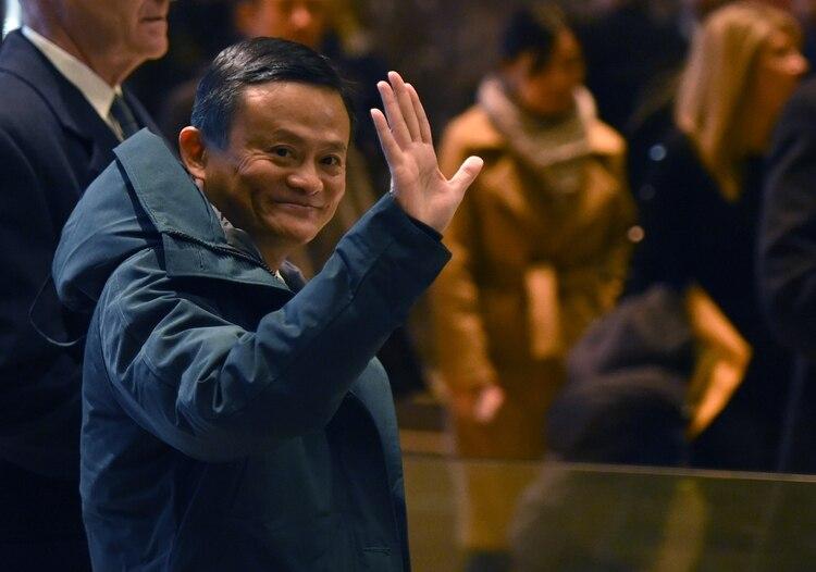 Las ventas minoristas chinas enfrentan un momento de incertidumbre por la guerra comercial entre Beijing y Washington (AFP)