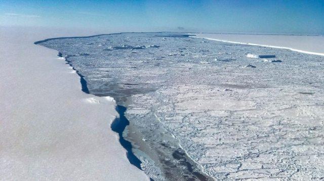 Alertan que cuando se derrita todo el hielo, el nivel del mar podría aumentar significativamente (fotos: Grosby)