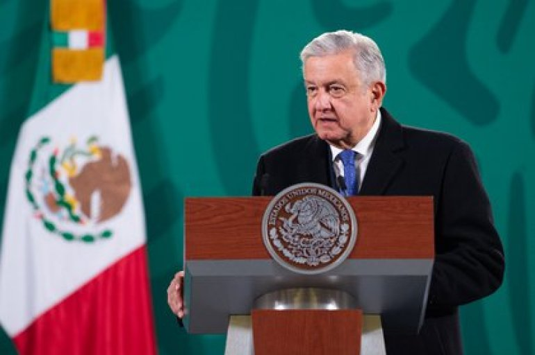 The AMLO government has decided not to contract debt to face COVID (Photo: Presidency of Mexico)