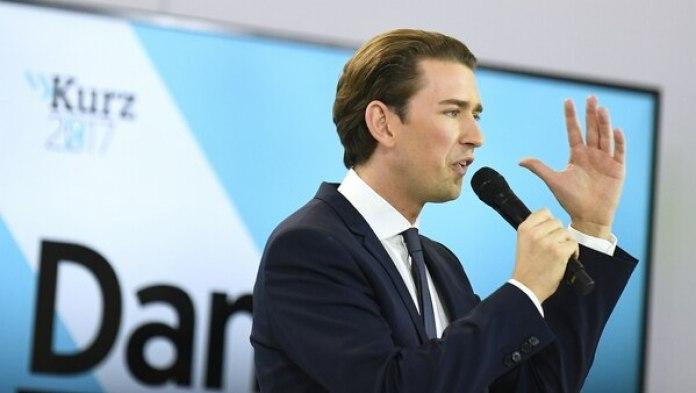 Sebastian Kurz, el próximo líder de Austria (AFP)