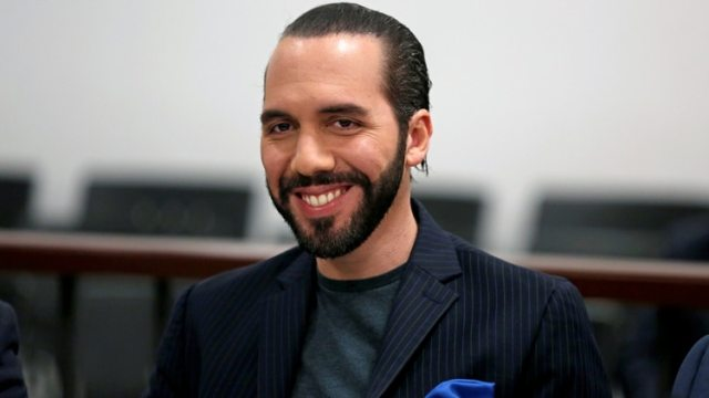 Nayib Bukele fue alcalde de San Salvador entre 2015 y 2018