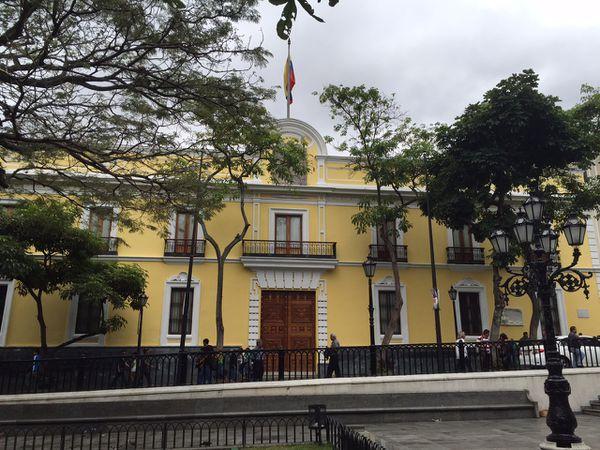 Casa Amarilla de Caracas