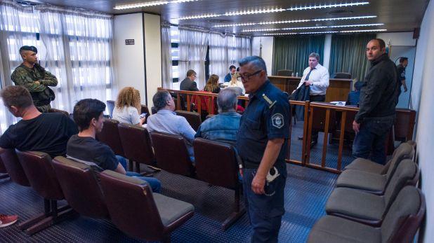 Bebote Álvarez recibió una pena de 3 años y medio de prisión (Adrián Escandar)