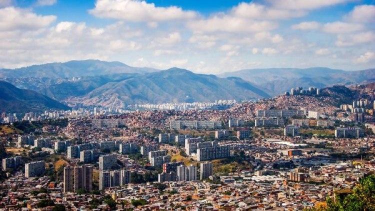 Caracas es la ciudad peor posicionada dentro de la región (Getty)