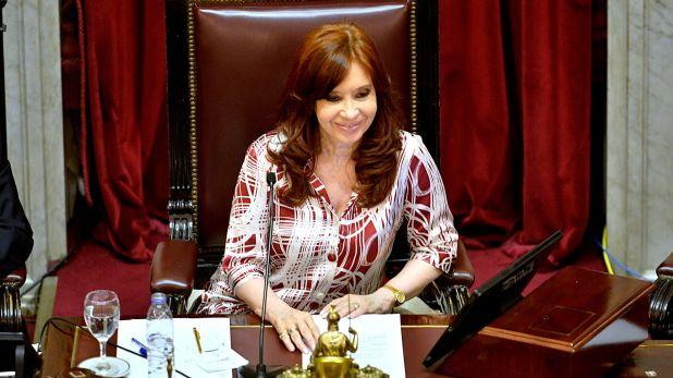 Cristina Kirchner (Gustavo Gavotti)