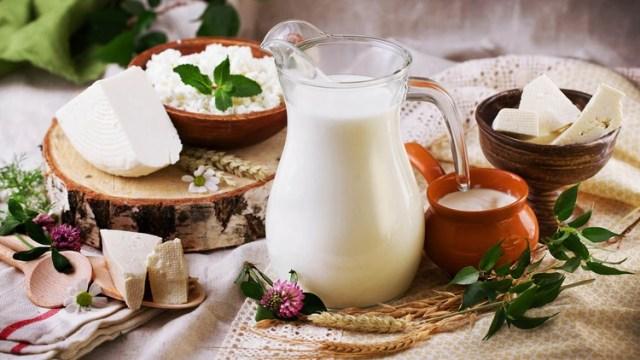 Leche, manteca, dulce de leche,también bajaron sus precios en abril