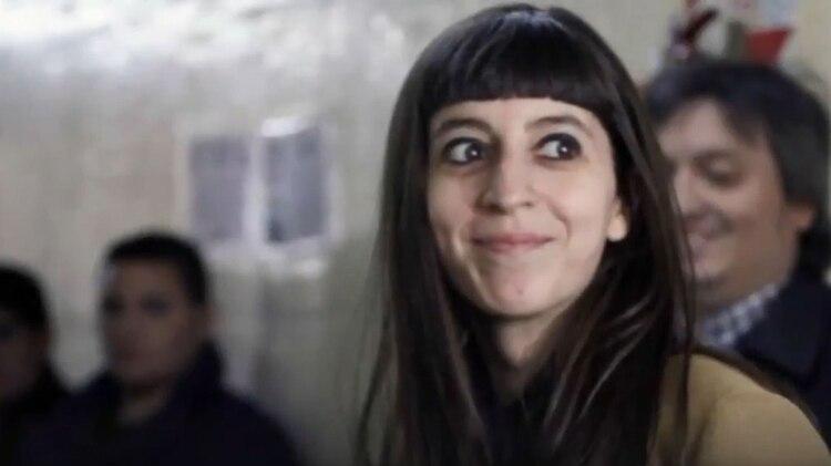 Florencia Kirchner se encuentra en Cuba desde el mes de febrero