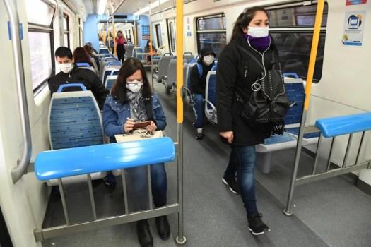 El sistema busca evitar aglomeraciones en los trenes. (Maxiliano Luna)