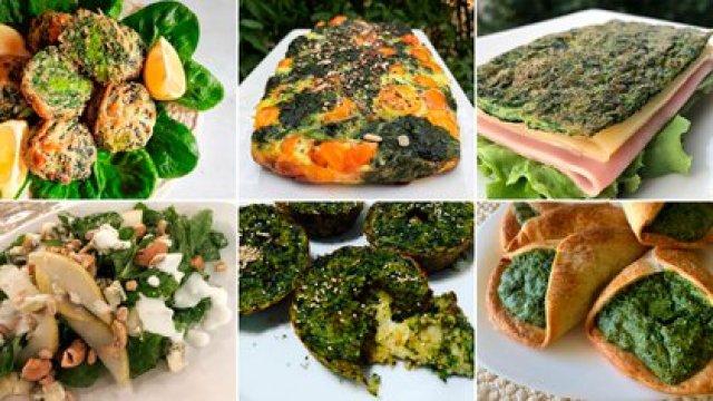 El Día Mundial de la Espinaca es una jornada para incentivar su consumo en cualquiera de sus formas