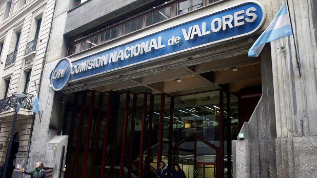 Comisión Nacional de Valores (Reuters)