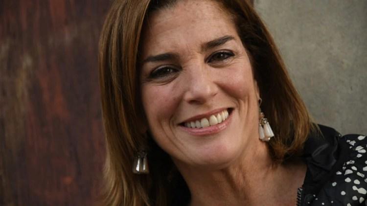 Siempre sonriente. Débora Pérez Volpin falleció a los 50 años. (Télam)