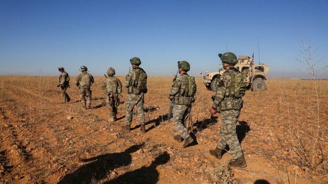 El retiro de tropas estadounidense de Siria es uno de temas principales encarados por Pompeo en su gira (Reuters)