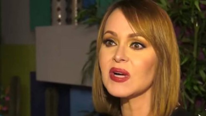 Spanic's last job at Televisa was in 2010 (Video: Televisa Screenshot)