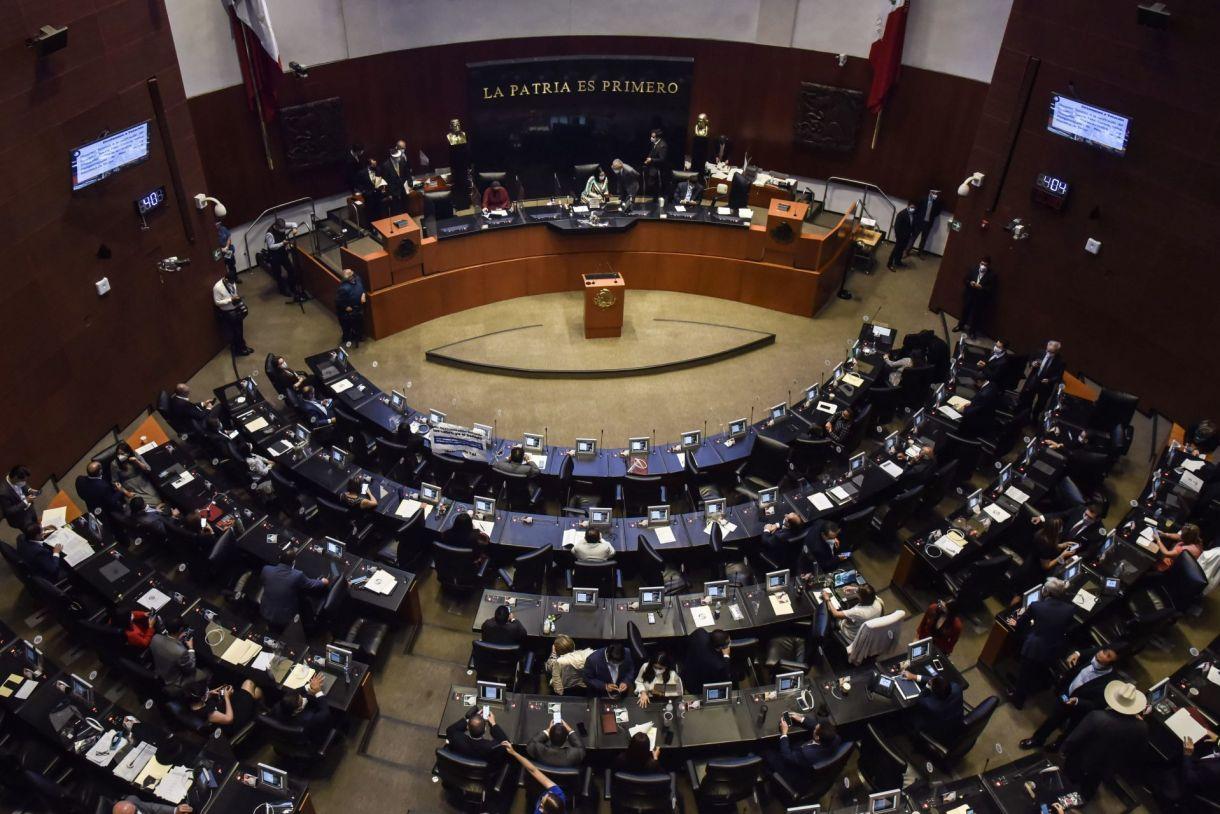 La Junta de Coordinación Política (Jucopo) no llegó a acuerdos para discurit en el pleno estas reformas (Foto: Mario Jasso/ Cuartoscuro)