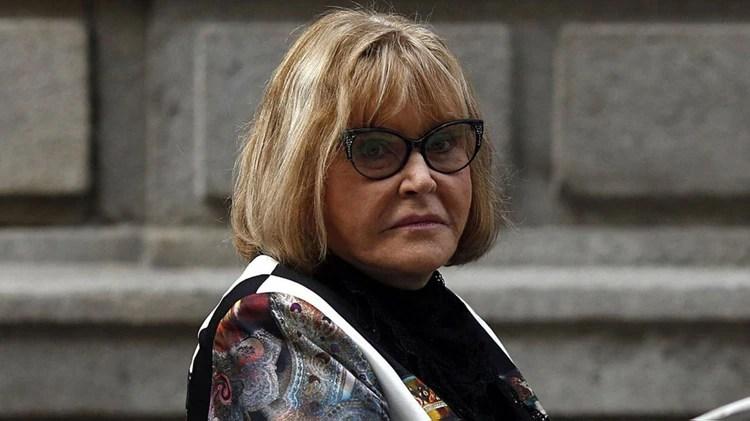 La jueza María Servini