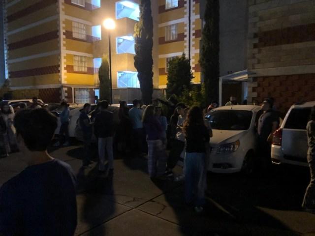 Un sismo de 3.0 grados cimbró a los habitantes de la alcaldía Álvaro Obregón (Foto: Infobae/Diana Zavala)