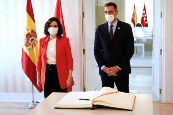 España evalúa declarar estado de alarma en Madrid tras el revés judicial