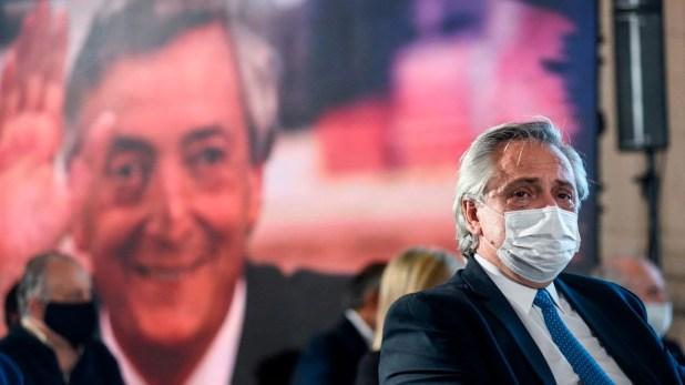 Alberto Fernández aniversario muerte nestor kirchner