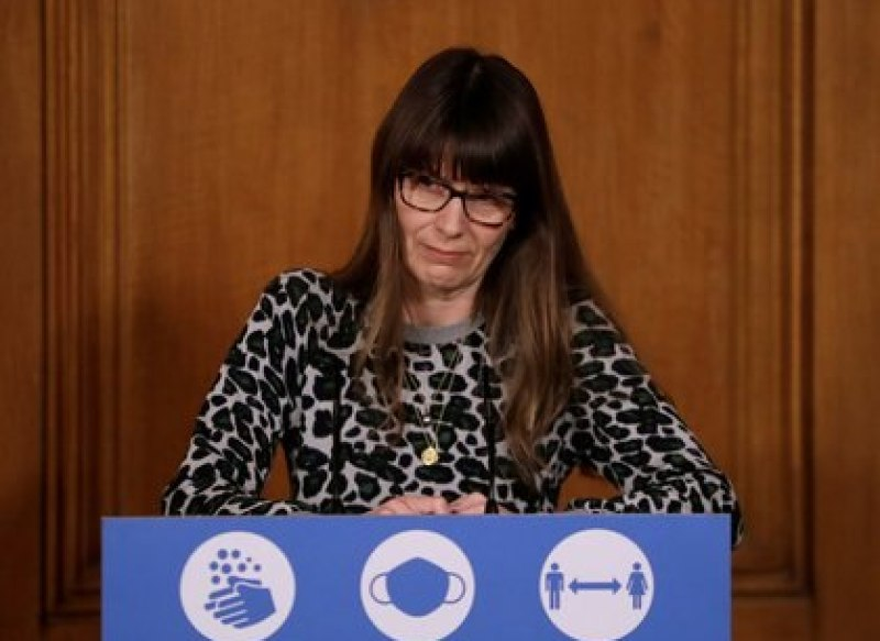 La epidemióloga Susan Hopkins (Reuters)