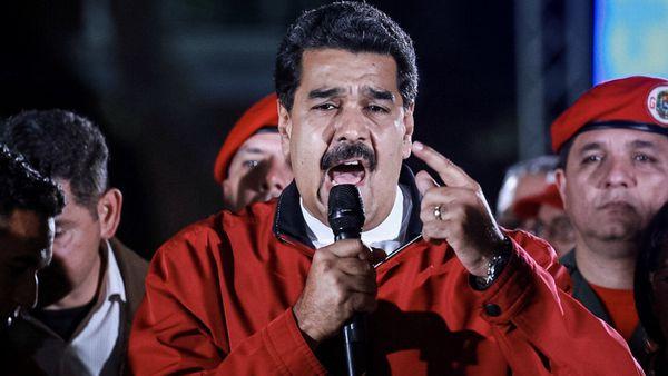 """Maduro advirtió que """"nadie"""" sacará a Venezuela del Mercosur"""