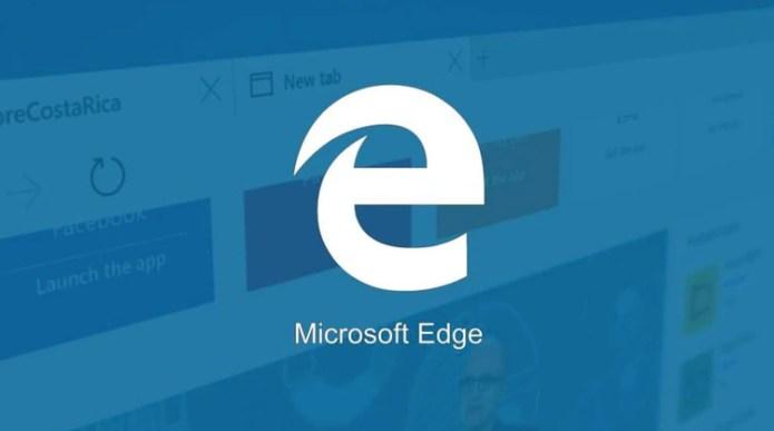 Microsoft Edge (Foto: @microsofterses)