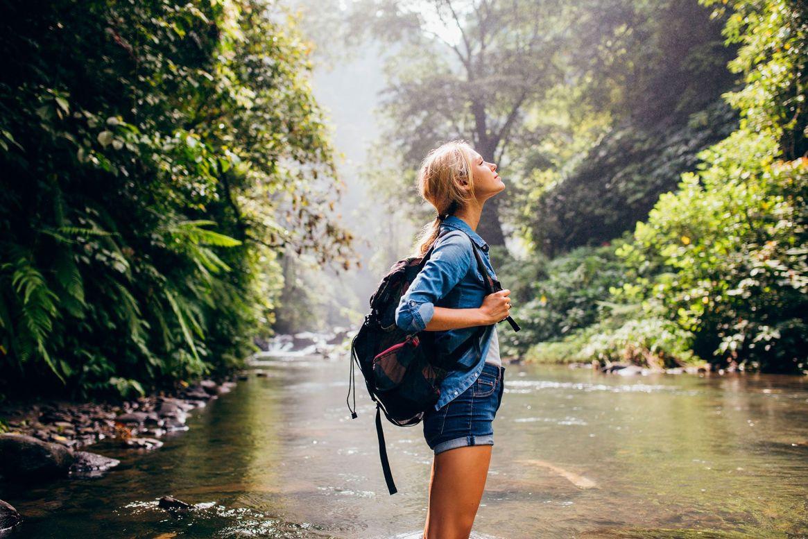 Incluso si se trata solo de un destino cercano, un cambio de escenario puede ayudar a obtener una perspectiva distinta (Shutterstock)
