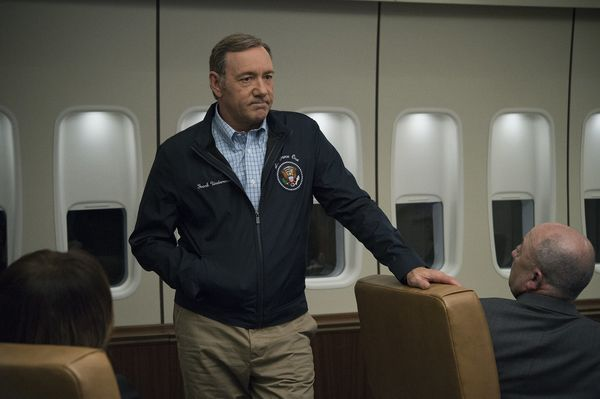 La serie House of Cards se filma en Baltimore, Maryland
