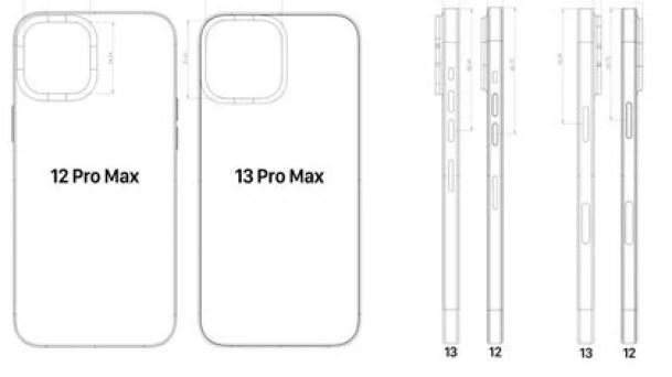 iPhone 12 Pro Max vs iPhone 13 Pro Max