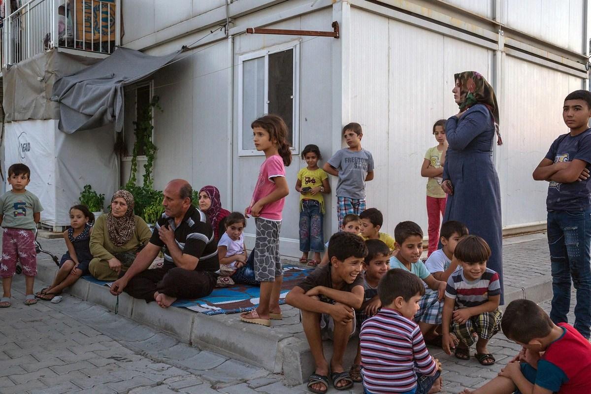 Una explicación sobre las prisiones kurdas para miembros del Estado Islámico
