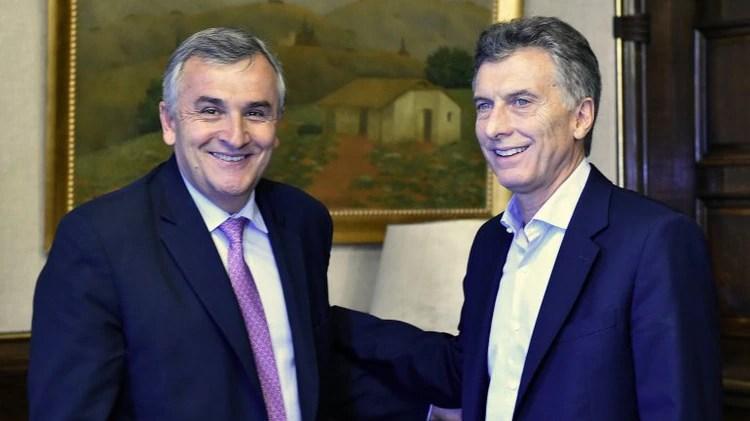 Morales y Macri: el gobernador quiere sumar al peronismo a Cambiemos, el presidente aún duda en tomar esa decisión política