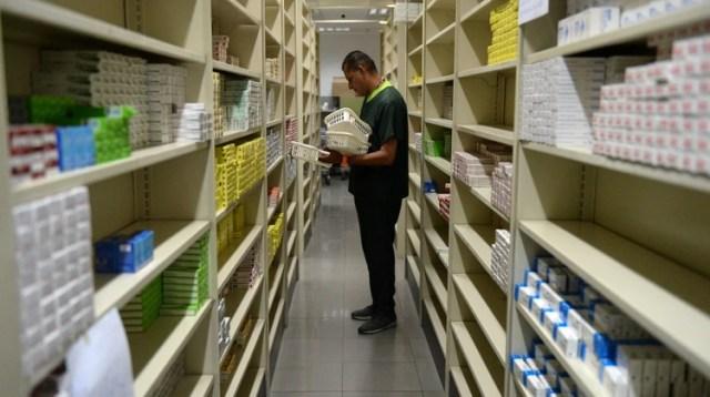 La falta de medicamentos es otro grave problema en Venezuela